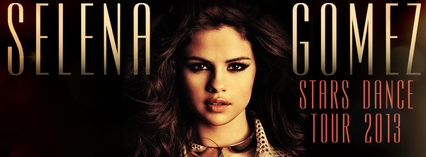 Selena Gomez Stars Dance Tour 2013 - Presales Password!